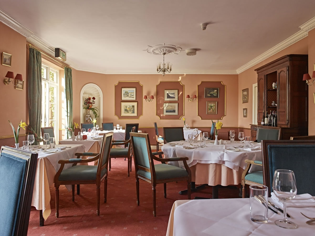Gift Vouchers Corse Lawn House Hotel